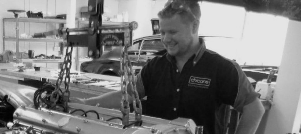 Restoriation Technician at Chicane, Aston Martin Specialist based in Hampshire, Berkshire, South London