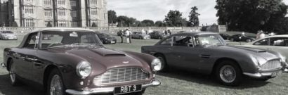Aston Martin Owners Club Spring Concours 2018