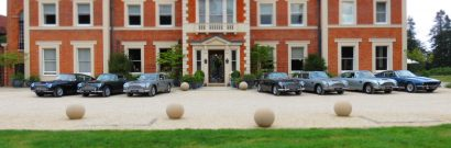 Heckfield Place James Bond Event