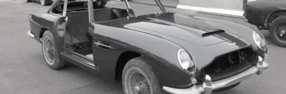 Aston Martin DB5 Restoration Project